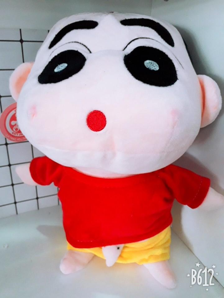 Gấu Bông Cu Shin 35cm 1