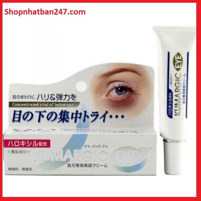 Kem trị thâm mắt Kumargic - Kem trị thâm mắt Kumargic 3