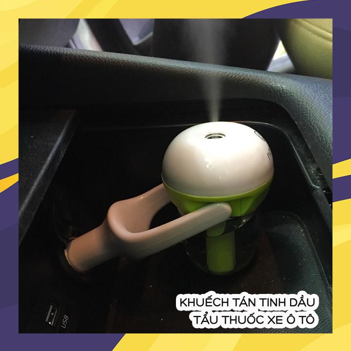 Máy phun sương tạo ẩm cho ô tô 3