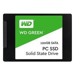 Ổ Cứng SSD WD Green 120GB hàng chính hãng tem SPC - WD120GB