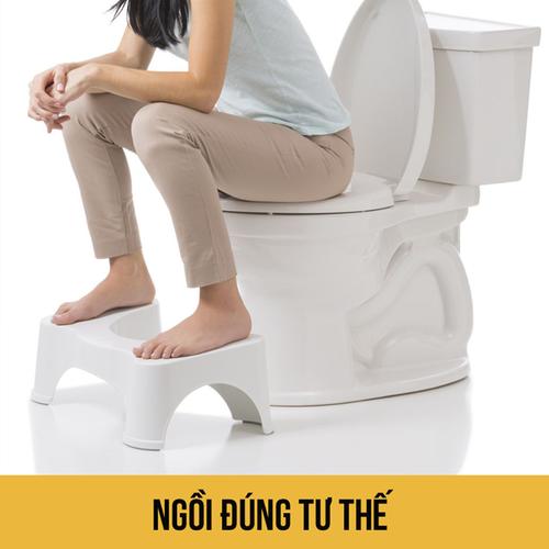 Ghế kê chân toilet chống táo bón Chefman - Ghế kê chân đi vệ sinh - 6042251 , 12550745 , 15_12550745 , 145000 , Ghe-ke-chan-toilet-chong-tao-bon-Chefman-Ghe-ke-chan-di-ve-sinh-15_12550745 , sendo.vn , Ghế kê chân toilet chống táo bón Chefman - Ghế kê chân đi vệ sinh
