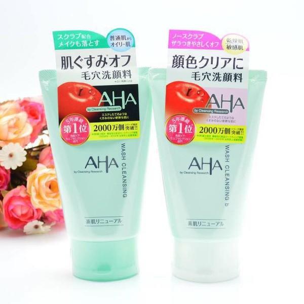 Sữa rửa mặt AHA Wash Cleansing - Sữa rửa mặt AHA Wash Cleansing 3