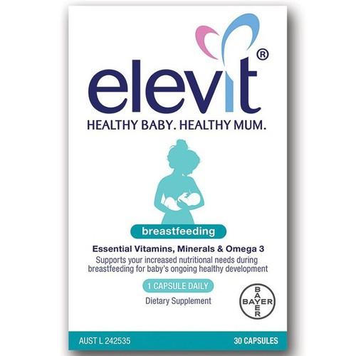 Viên uống Elevit Breastfeeding Úc, ELEVIT BÚ - 6028779 , 12538763 , 15_12538763 , 550000 , Vien-uong-Elevit-Breastfeeding-Uc-ELEVIT-BU-15_12538763 , sendo.vn , Viên uống Elevit Breastfeeding Úc, ELEVIT BÚ