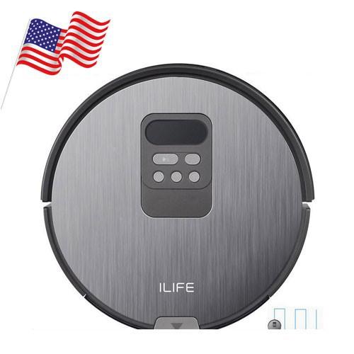 Robot Hút Bụi Lau Nhà Thông Minh ILife X750 - 6033416 , 12542530 , 15_12542530 , 5900000 , Robot-Hut-Bui-Lau-Nha-Thong-Minh-ILife-X750-15_12542530 , sendo.vn , Robot Hút Bụi Lau Nhà Thông Minh ILife X750