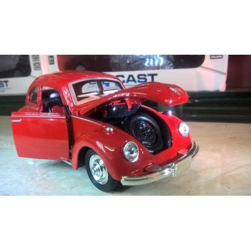Mô hình đồ chơi xe Ô TÔ - Volkswagen Beetle Cổ tỷ lệ 1:32 - 5622794 , 12049059 , 15_12049059 , 179000 , Mo-hinh-do-choi-xe-O-TO-Volkswagen-Beetle-Co-ty-le-132-15_12049059 , sendo.vn , Mô hình đồ chơi xe Ô TÔ - Volkswagen Beetle Cổ tỷ lệ 1:32