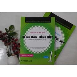 Bộ Tiếng Hàn tổng hợp dành cho người Việt 1 -6