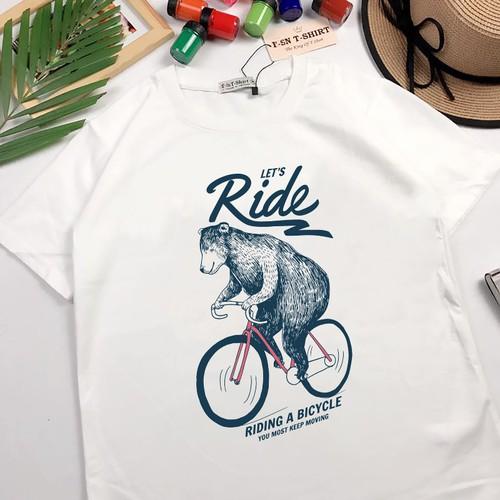 Áo thun nam nữ in hình ảnh gấu đạp xe đạp hoạt hình năng động có bigsize cho người mập béo - 5628025 , 12055934 , 15_12055934 , 159000 , Ao-thun-nam-nu-in-hinh-anh-gau-dap-xe-dap-hoat-hinh-nang-dong-co-bigsize-cho-nguoi-map-beo-15_12055934 , sendo.vn , Áo thun nam nữ in hình ảnh gấu đạp xe đạp hoạt hình năng động có bigsize cho người mập béo