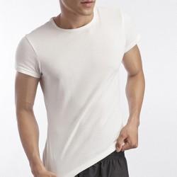 [Miễn phí vận chuyển]Combo 5 Áo lót nam cộc tay Ledatex chất liệu cotton thầm hút mồ hôi tốt