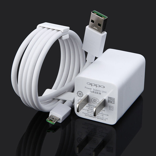 Bộ Sạc Nhanh Oppo R9S CPH1607 VOOC và dây cáp Oppo VOOC 7 pin Zin máy