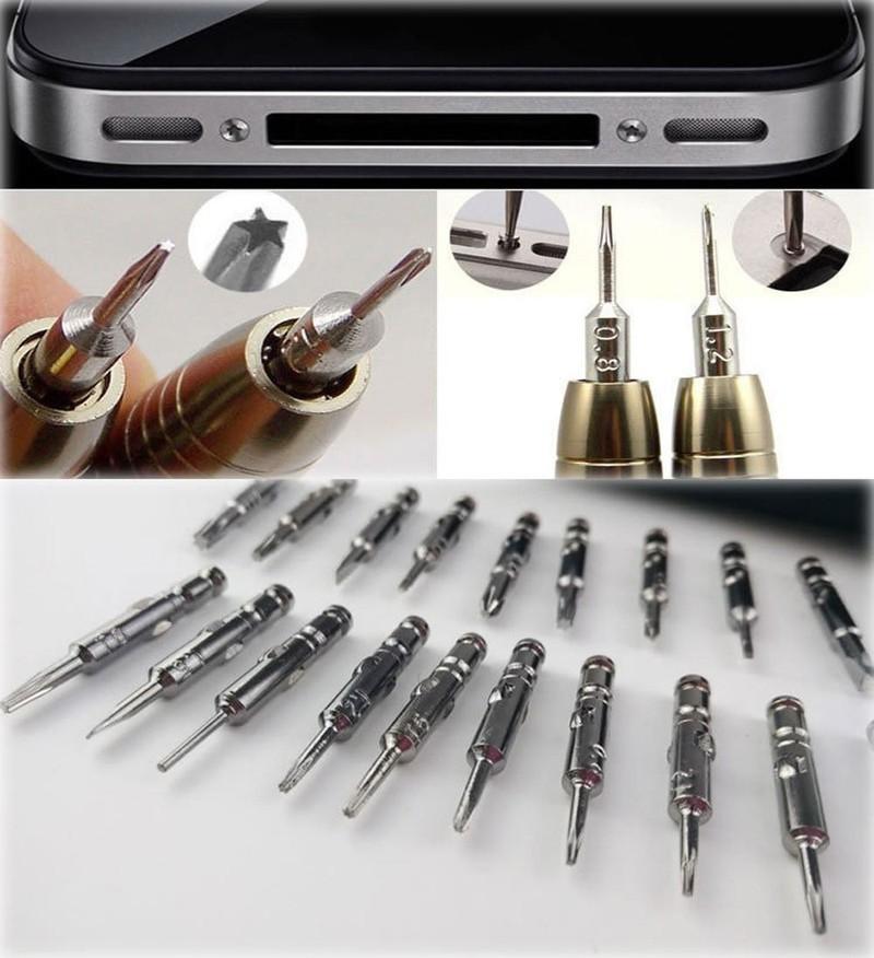 Bộ Tua Vít sửa chữa điện thoại đa năng có nam châm 4