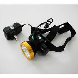 Đèn led đội đầu siêu sáng dùng pin sạc A4