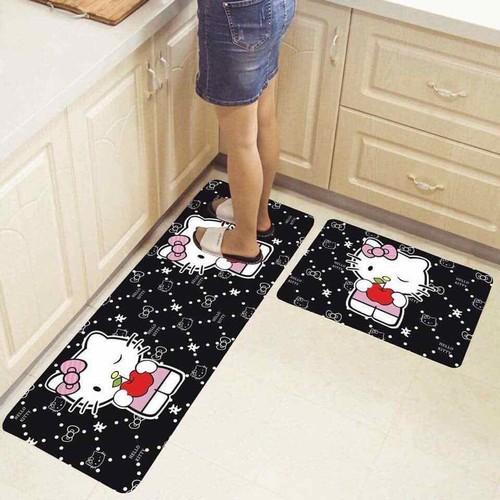 bộ thảm bếp 3D