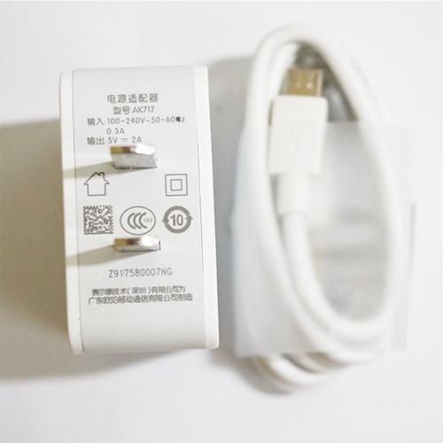 Bộ cốc sạc Oppo A71 A71K 2018 và dây sạc Oppo microUSB Zin máy
