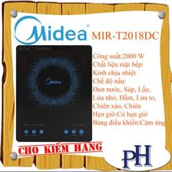 Bếp hồng ngoại Midea MIR-T2018DC