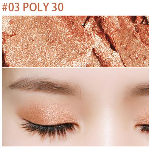 Phấn Mắt Bbia Plush Shadow – No.03: Poly30