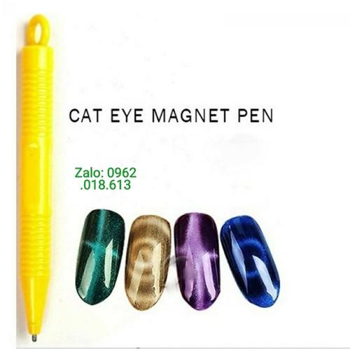 Bút nam châm tạo mắt mèo