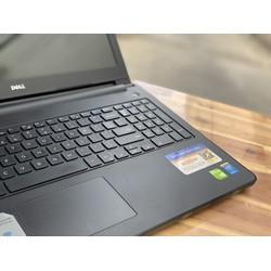 Laptop Déll Inspirón 3558, i5 5200U 4G 500G Vga GT920M - 0185