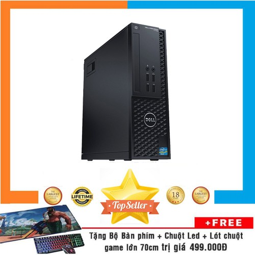 Dell Precision T1700 SFF,Xeon E3-1240 V3,R8GB,HDD500GB,Quadro K600