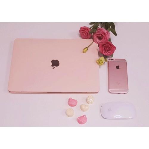 Case Macbook 11 Air Màu Hồng Pastel