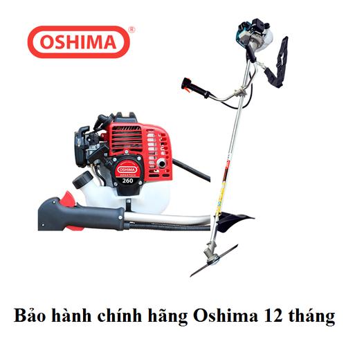 Máy cắt cỏ Oshima 260 - 6053720 , 12564739 , 15_12564739 , 2099000 , May-cat-co-Oshima-260-15_12564739 , sendo.vn , Máy cắt cỏ Oshima 260
