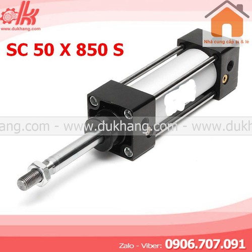 XY LANH VUÔNG SC 50 X 850