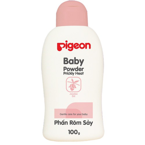 Phấn Rôm Pigeon 100gr