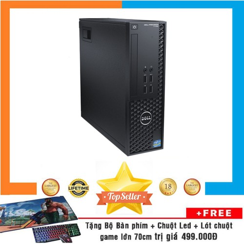 PC Dell Precision T1700 SFF,Xeon E3-1240 V3,R8GB,SSD120GB,Quadro K600
