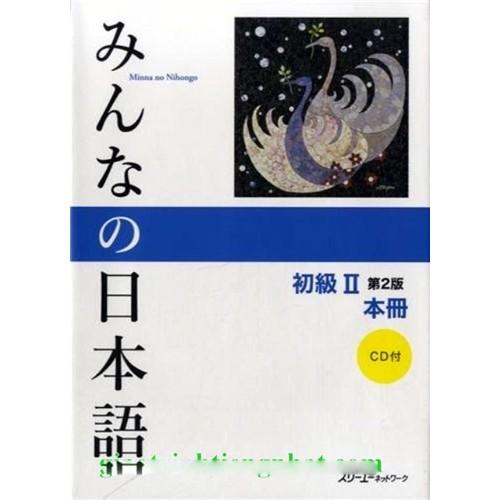 Minna no Nihongo Sơ Cấp2 – Bản Tiếng Nhật -Kèm CD - 6045345 , 12553294 , 15_12553294 , 70000 , Minna-no-Nihongo-So-Cap2-Ban-Tieng-Nhat-Kem-CD-15_12553294 , sendo.vn , Minna no Nihongo Sơ Cấp2 – Bản Tiếng Nhật -Kèm CD
