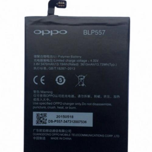 Pin Oppo N1 BLP557 3470 mAh