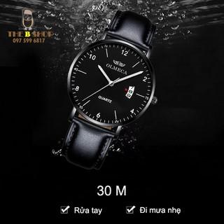 đồng hồ nữ dây da - đồng hồ nữ dây da 007 thumbnail
