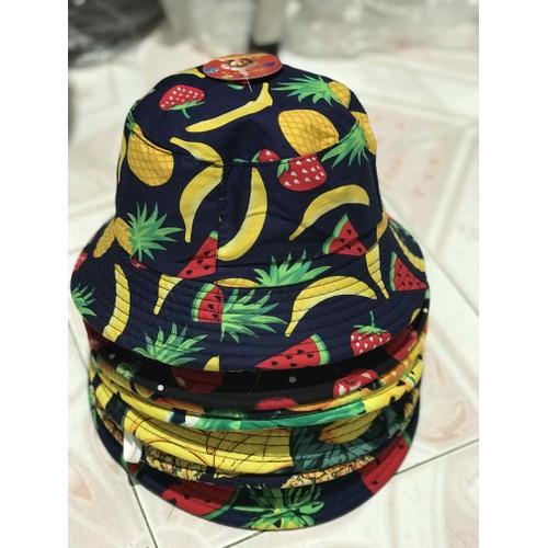 mũ bucket nón tai bèo cho bé dễ thương từ 2t đến 5t