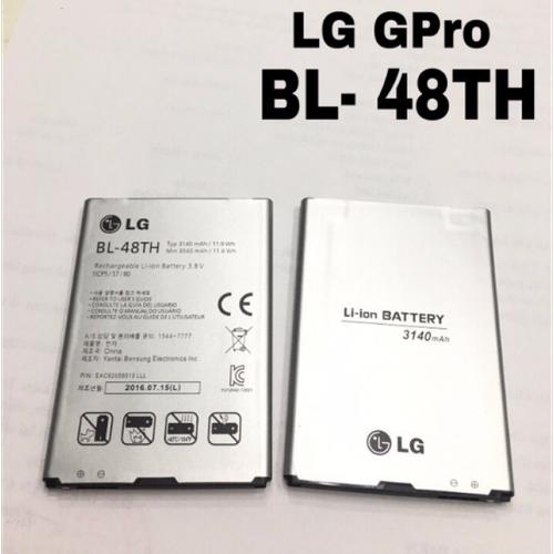 Pin LG Optimus G Pro E980-E985-E988-F240 BL-48TH 3140 mAh