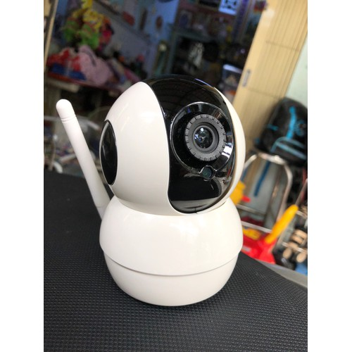 Camera IP Wifi Thông Minh Chuyển Động Theo Người X1 - 6056386 , 12568062 , 15_12568062 , 370000 , Camera-IP-Wifi-Thong-Minh-Chuyen-Dong-Theo-Nguoi-X1-15_12568062 , sendo.vn , Camera IP Wifi Thông Minh Chuyển Động Theo Người X1