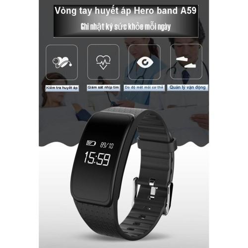 Vòng đeo tay thông minh A09,A59