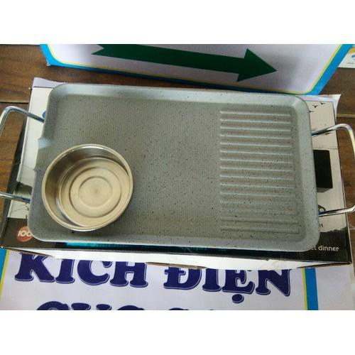 Bếp Nướng Vân Đá