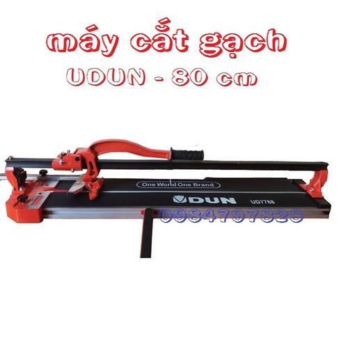 Máy cắt gạch-Máy cắt gạch men-Máy cắt gạch đẩy bàn UDUN UD7788