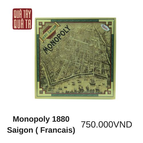 Monopoly 1880 Saigon Francais