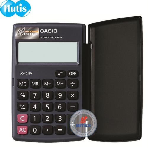 Máy tính cầm tay Casio LC401LV kích thước nhỏ