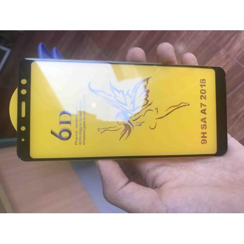 Kính cường lực 6D Samsung Galaxy A7 2018
