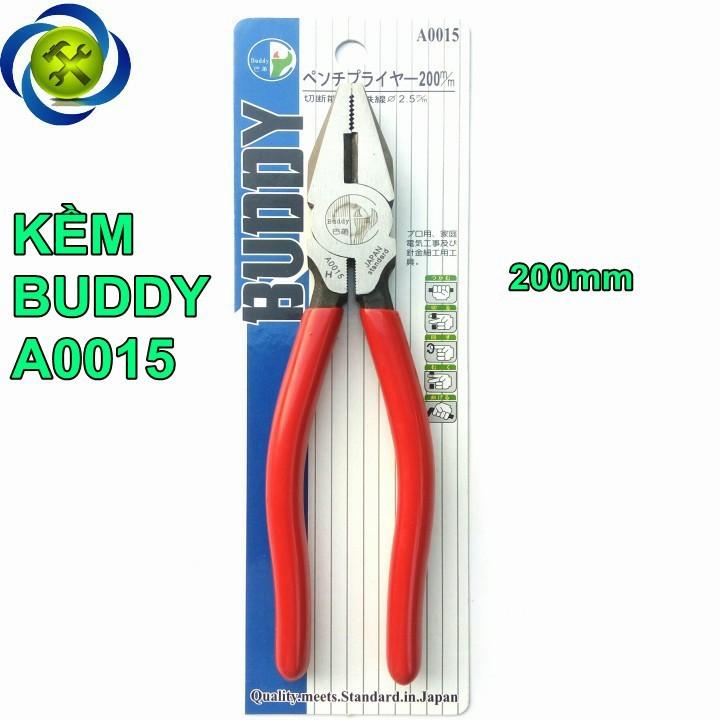 Kềm điện Buddy A0015 8inch 200mm 1