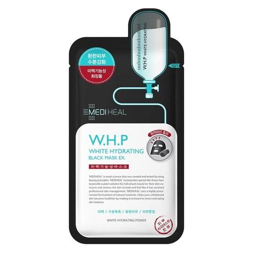 Mặt Nạ Than Hoạt Tính Mediheal W.H.P White Hydrating Black Mask