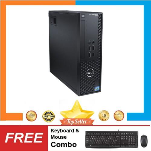 PC Dell Precision T1700 SFF + LCD 22inch,i3 4130,R 8GB,HDD2TB