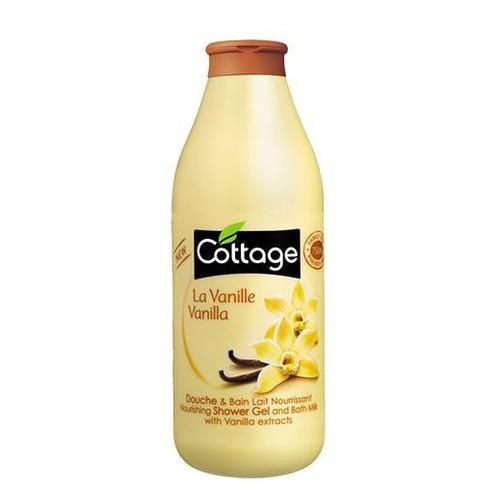 Sữa tắm Cottage Vanila 750ml - Vàng - 6054206 , 12565388 , 15_12565388 , 159000 , Sua-tam-Cottage-Vanila-750ml-Vang-15_12565388 , sendo.vn , Sữa tắm Cottage Vanila 750ml - Vàng
