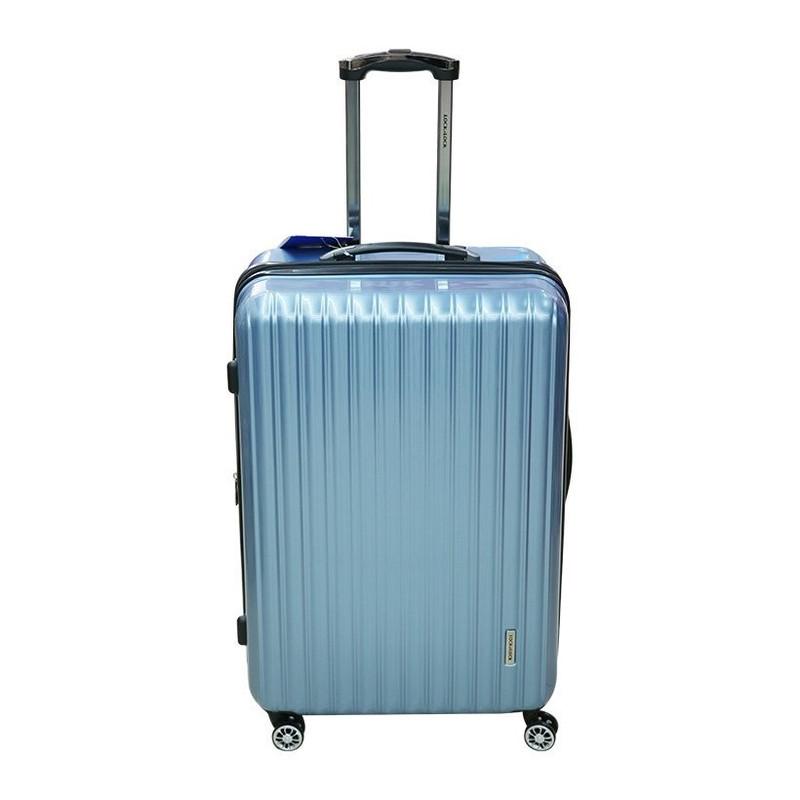 Vali du lịch LockLock Travel Zone LTZ995LBTSA 24inch khóa TSA xanh 2