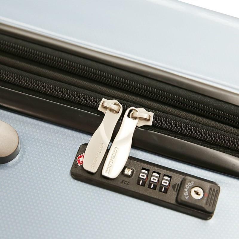 Vali du lịch LockLock Travel Zone LTZ995LBTSA 24inch khóa TSA xanh 9