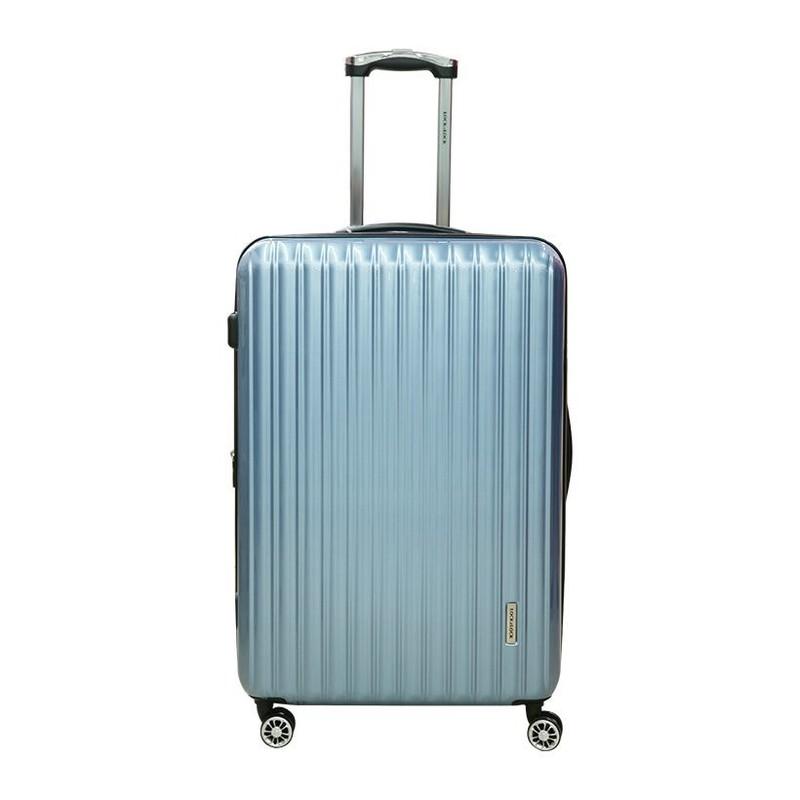 Vali du lịch LockLock Travel Zone LTZ995LBTSA 24inch khóa TSA xanh 8