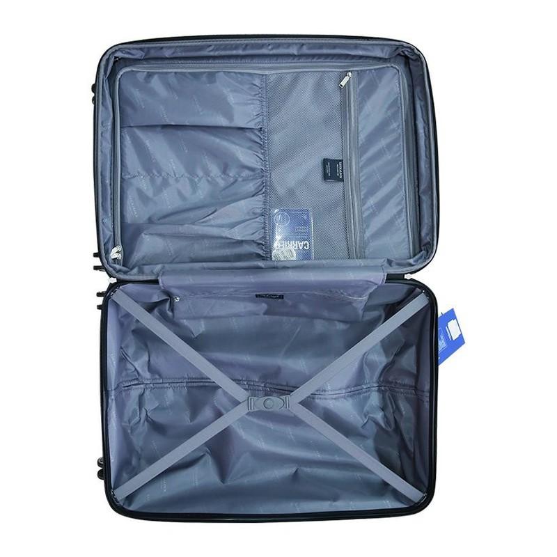 Vali du lịch LockLock Travel Zone LTZ995LBTSA 24inch khóa TSA xanh 12