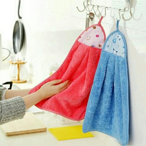 khăn lau tay nhà bếp