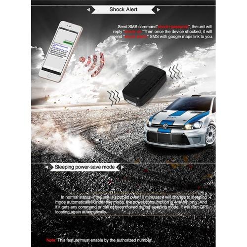 Thiết vị định vị GPS cao cấp LK209C