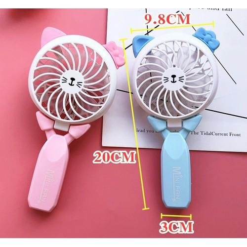 Quạt min quạt cầm tay mini fan siêu qute cầm tay or đặt bàn - 5639363 , 12069466 , 15_12069466 , 100000 , Quat-min-quat-cam-tay-mini-fan-sieu-qute-cam-tay-or-dat-ban-15_12069466 , sendo.vn , Quạt min quạt cầm tay mini fan siêu qute cầm tay or đặt bàn